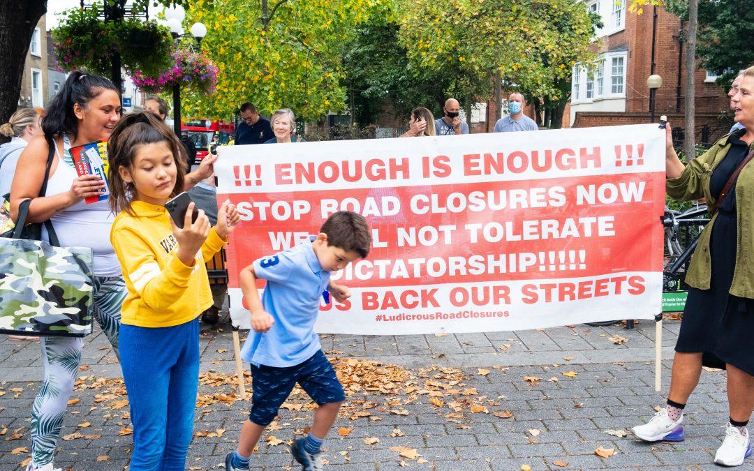 Exclusive HHRC survey reveals road closures hitting women and families hardest